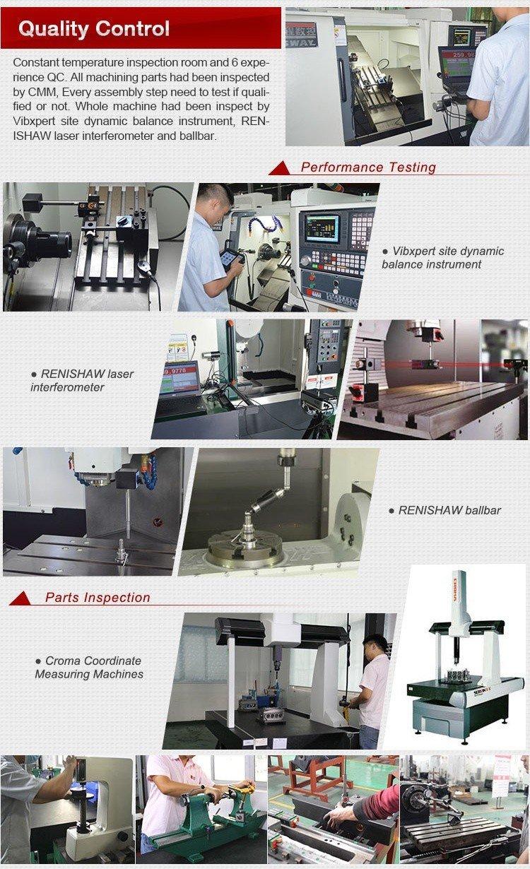 Custom automatic slant bed cnc lathe wheel JSWAY