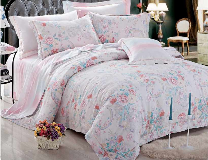 designs duvet cotton elegant Daphne Bamboo Bedding Sets