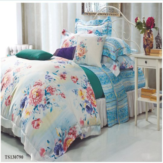 Daphne Brand bed modal sheets polar colorful