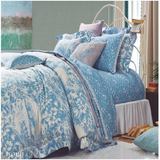 Daphne Brand printed rayon organic comforter luxury set