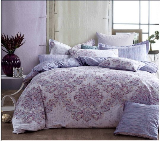 Daphne Brand longstaple brushed Cotton Bedding Sets manufacture