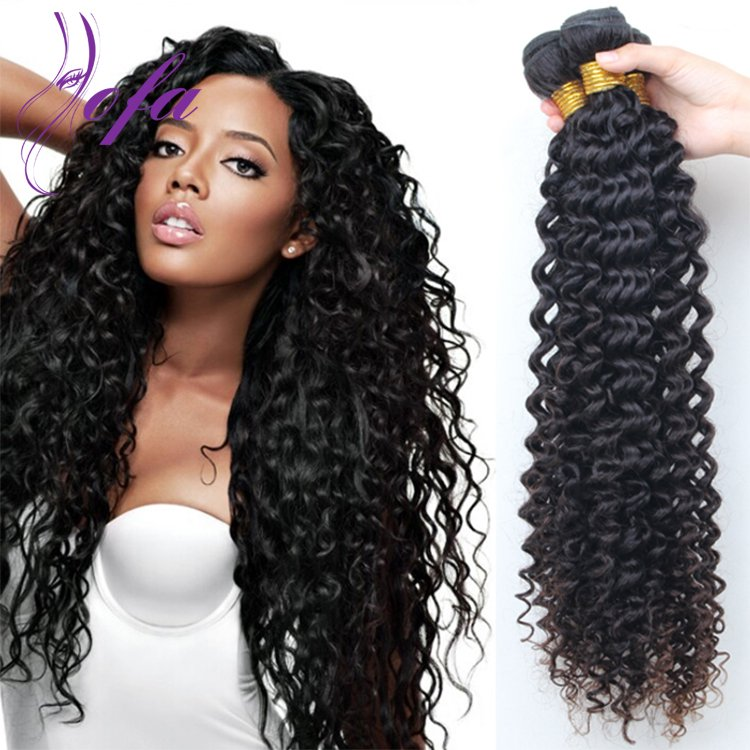 No chemical deep wave hair