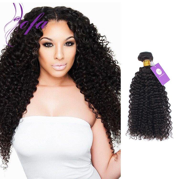 kinki curly weave