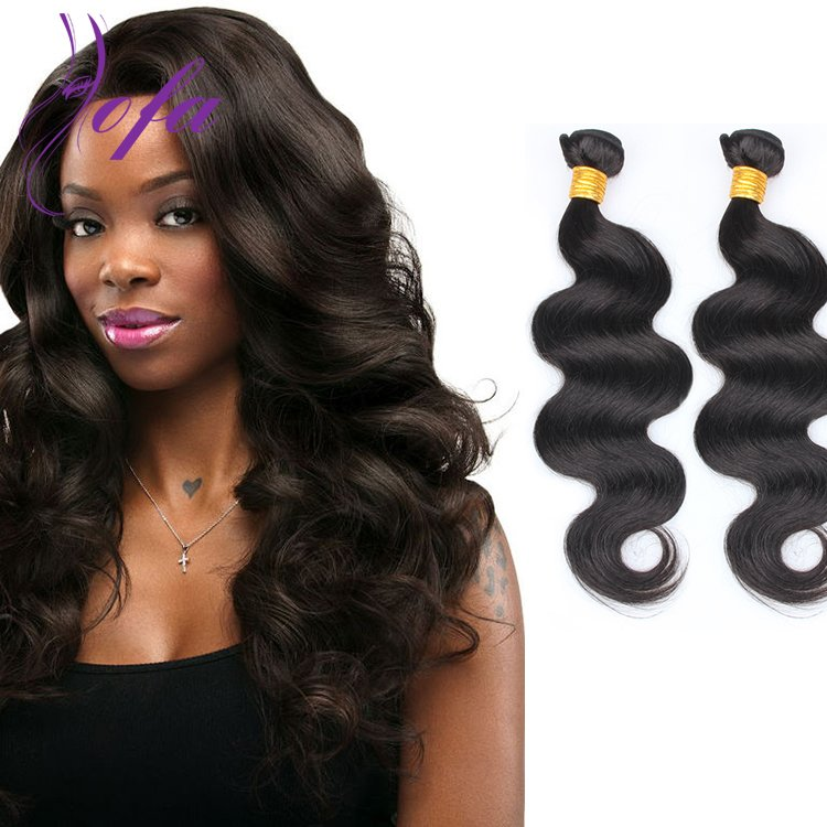 malaysian wavy hair weave for sale