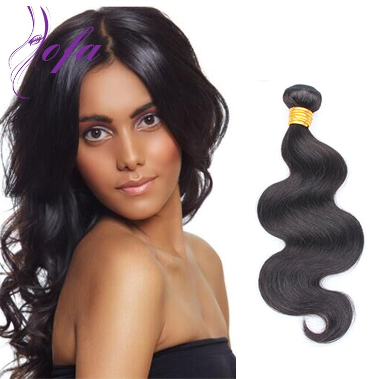 20 To 30 Inch Brazilian Loose Wave Virgin Hair Weave Weft