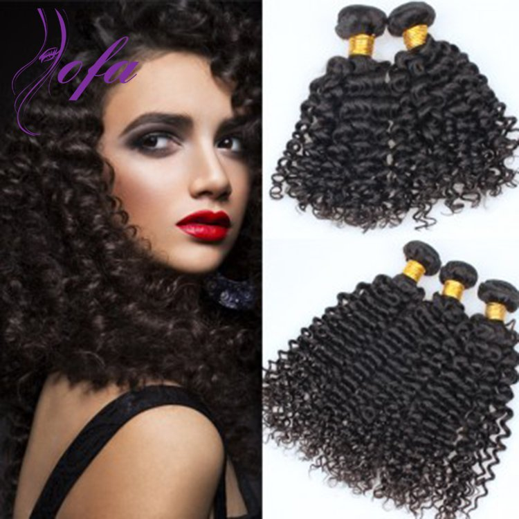 100 Premium Indian Deep Wave Virgin Human Hair Extension Sale