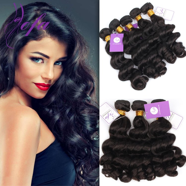 100 High Quality Indian Body Wave Human Virgin Hair Extensions