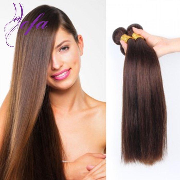Sleek Remy Malaysia Straight Weave Virgin Hair Weft Hot Sale